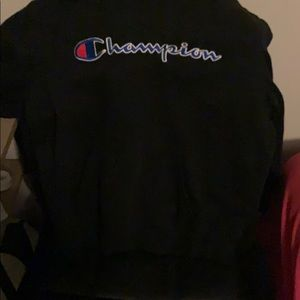 Youth champion hoodie